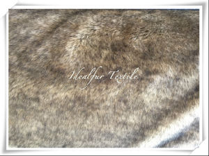 Knitted High Quality 100% Acrylic Soft Faux Fur for Garment pictures & photos