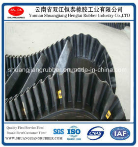 Liquid Conveying Rubber Belt with High Quality