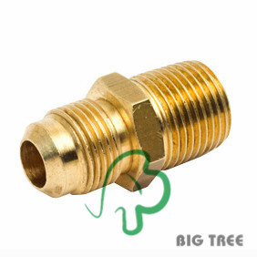Brass Flare Connector to SAE Straight Thread pictures & photos