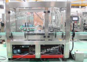 Full Automatic Wine Liquor Glass Bottle Filling Line pictures & photos