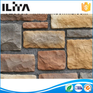 china exterior veneer slate stone brick tiles for wall cladding yld
