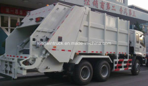 Sinotruk Brand Compactor Garbage Truck/Suction Truck with 10tons