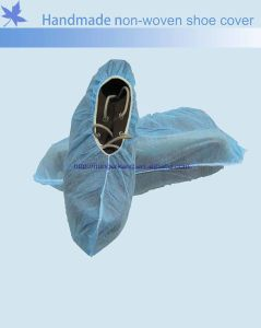 Non Woven Overshoes China Factory pictures & photos