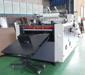Automatic Pre-Coated Laminator (FMY-Z920) pictures & photos