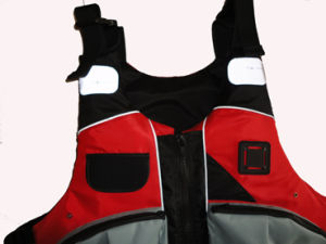 Fashion Style Short Kayak Security Vest pictures & photos