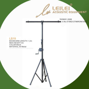 Profession Stage Height Adjustable Light Stand Ls15 pictures & photos