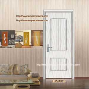 Wooden Flush Door, MDF Panel Doors for Interior Room