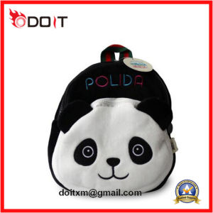 OEM Factory Plush Panda Backpack for Children pictures & photos