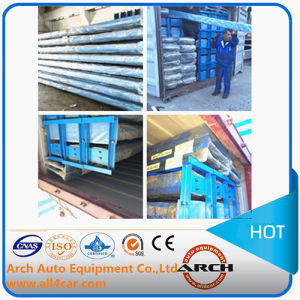 Ce High Four Post Parking Lift Platform Auto Car Lifter pictures & photos