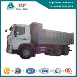 Sinotruk HOWO A7 6X4 Dump Truck pictures & photos