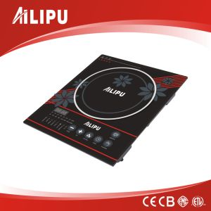 One Burner Table Induction Cooker with Induction Cooktop pictures & photos