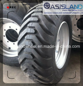 Agricultural Tyre 400/60-22.5 with Rim for Spreader and Farm Trailer pictures & photos