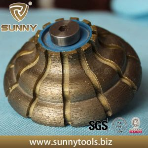 Diamond Profile Wheel, Diamond Tools, in Auto Machinery Profiling Surface pictures & photos