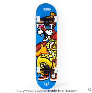 Wood Skateboard with Best Quality (YV-3108-2)