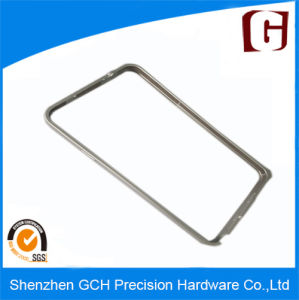 CNC Machined Protection Frame Aluminum Machining for Mobile