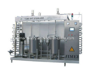 Stainless Steel Uht Tube Sterilizer