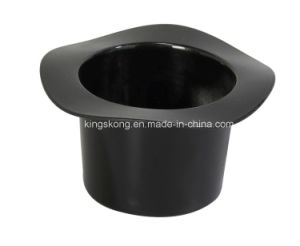 Plastic Hat Shaped Ice Bucket, Champagne Plastic Ice Bucket, Black Hat Ice Bucket pictures & photos