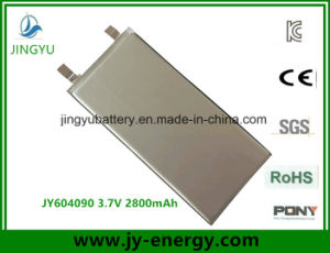 604090 3.7V 2800mAh Rechargeable Lithium Li-Polymer Battery