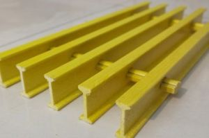 Bell Pultruded Gratings, FRP/GRP Pultrusion pictures & photos