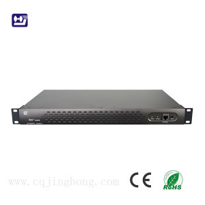Digital CATV Headend Systems Device Provide for Rack Space Efficiency