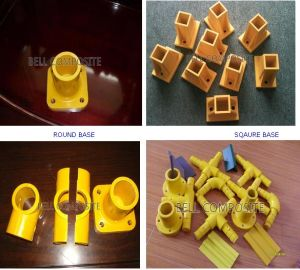 Bell FRP Connector and Square-Tube pictures & photos