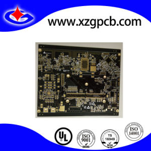 High Frequency Tg170, Lead Free Telecom 4 Layer PCB pictures & photos