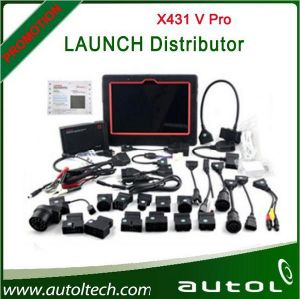[Launch Distributor] 2014 Original Global Version Launch X431 V Tablet Diagnostic Scanner Update Online Bluetooth/ WiFi X-431 V pictures & photos