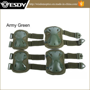 Outdoor Tactical Military Outdoor Sport Knee & Elbow Protective Pads pictures & photos