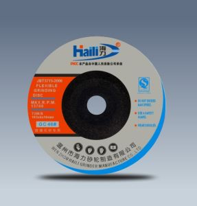 "T27 4""Grinding Wheel for Stone (103X6X16)"