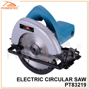 Powertec 1050W 180mm Electric Motor for Table Circular Saw with Blade pictures & photos