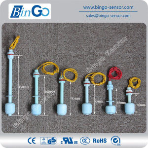 China Mini Vertical Float Level Sensor For Water Tank