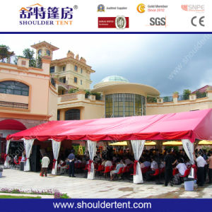 Newest Wedding Tent with Decoration Liner, Ceiling, Curtain pictures & photos