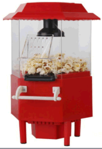 Popcorn Maker Corn Popper Machine pictures & photos