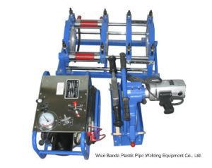Plastic Pipeline Welding Machine (BRDH 160, Hydraulic)