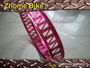 Bicycle Parts/Bicycle Rim/Alloy Rim/Double Wall/Complex Shaped Holed Rim/Fat Rim