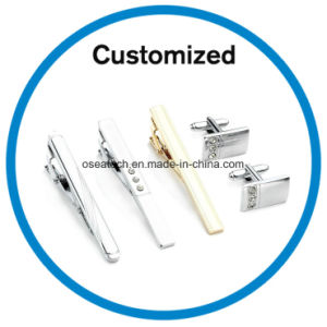 Custom Metal Wood Plastic Tie Clip pictures & photos