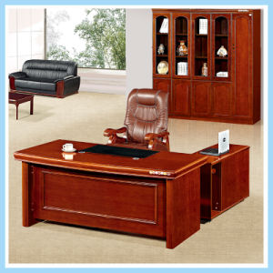 china high quality cherry wood veneer office furniture boss table rh wanghefurniture en made in china com