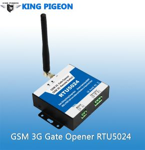 GSM Gate Opener Only 20USD with 200 Authorized Users and APP