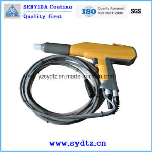 Hot Sale Electrostatic Spray Paint Powder Coating Spray Gun pictures & photos