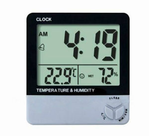 2017 New Design Digital Bath Thermometer pictures & photos