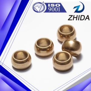 Bronze Ball Shape Sintered Bushing Machining