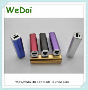 2600mAh Plum Blossom Shape Power Bank for Promotion (WY-PB65) pictures & photos
