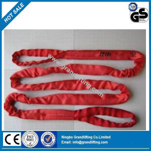 Safe Factor 7: 1 Heavy Duty Wll 15000kg Polyester Round Sling pictures & photos