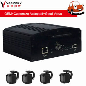 4CH 720p Bus Security Video Recorder pictures & photos