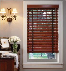 Elegant Window Blinds by Imported Basswood From Russia