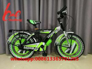 2017new Model Kids Bicycle with Wheel Card/Pakistan Bicycle