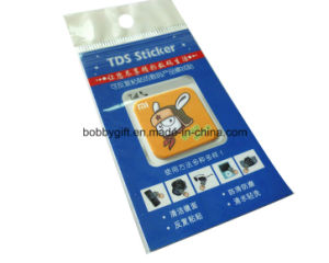 Mobile Phone Cleaner Sticker with Individual Packaging pictures & photos