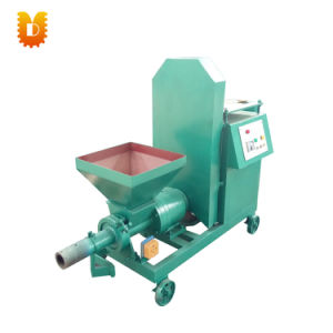 High Quality Biomass Sawdust and Rice Husk Charcoal Briquette Machine