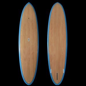 China Customized Design Wood Grain Eps Stand Up Paddle Board Sup