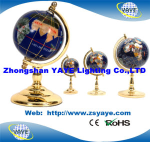 Yaye 18 Best Sell Arch Single-Leg Gemstone Globes with 80mm/110mm/150mm/220mm/330mm pictures & photos